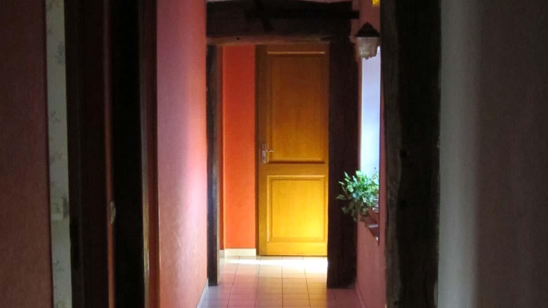 Couloir Gîte Planoy