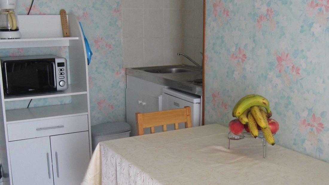 Cuisine studio rez de chaussée